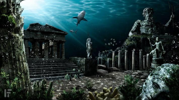 Kota-Kota Bersejarah yang Tenggelam ke Dasar Laut, Belajar Sampai Mati, belajarsampaimati.com, hoeda manis