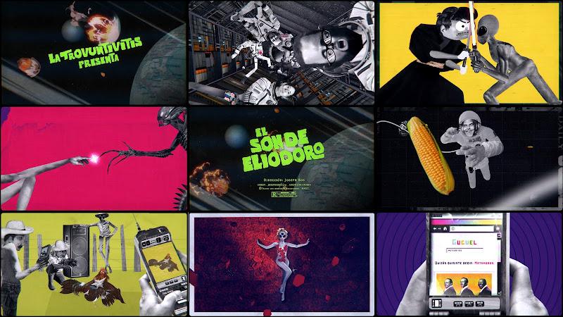 La Trovuntivitis - ¨El Son de Eliodoro¨ - Videoclip / Dibujo Animado - Director: Joseph Ros. Portal Del Vídeo Clip Cubano