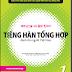 SÁCH - Tiếng Hàn tổng hợp dành cho người Việt Nam (Cho Hang Rok & Lee Mi Hye & Lê Đăng Hoan & Lê Thị Thu Giang)