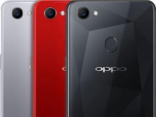 Cara Mengaktifkan Fingerprint di OPPO F9