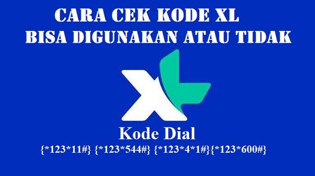 Kode Dial XL Kuota Gratis
