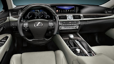 Lexus LS 2017 Review, Specs, Price