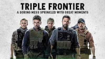 Triple Frontier (2019) 3D HSBS 1080p Dual Audio Hindi Full Movies