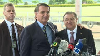 Bolsonaro, ataca Greenpeace dizendo que a identidade