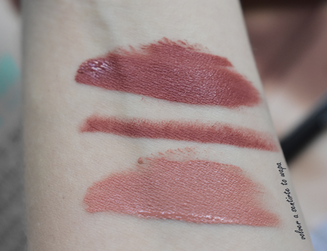 Lip Contour The Nude Edit - labial mate en tono nude y marrón de PRIMARK