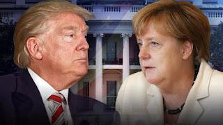 Angela Merkel Oo Qorshe Cusub U Soo Jeedisay #Maraykanka Iyo #Iiraan