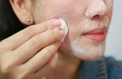 Buttermilk to remove dark spots naturally at home