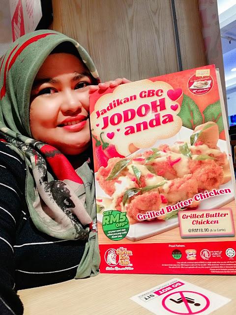 Jadi kan Grill Butter Chicken Di The Chicken Rice Shop Jodoh Anda