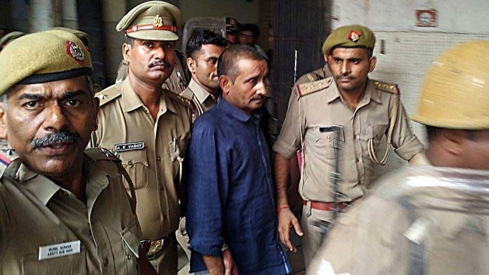 उन्नाव बलात्कार और अपहरण मामला: कोर्ट ने पूर्व विधायक कुलदीप सिंह सेंगर को दोषी करार दिया