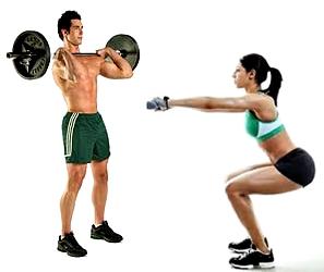 se puede entrenar pesas en ayunas