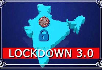 lockdown 3.0, coronavirus india lockdown,