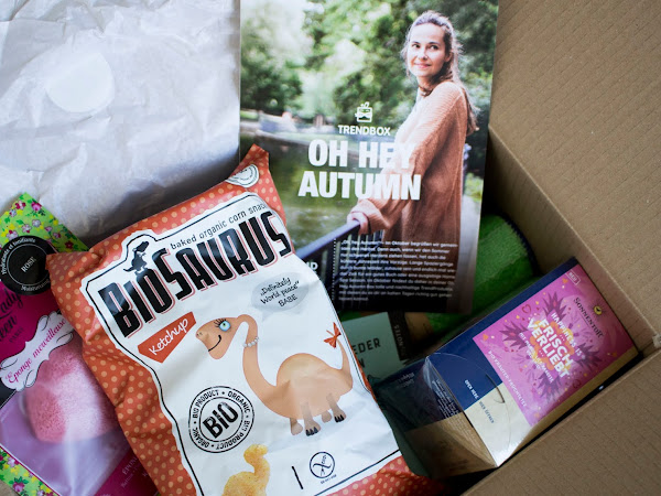 TrendRaider Oh Hey Autumn Box