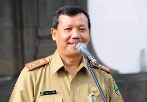Iwa Karniwa, Suspect in Meikarta Project Permit Bribery Case