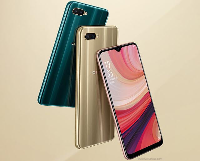 Harga Oppo A7 untuk pasaran Indonesia