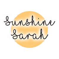 Sunshine Sarah blog logo