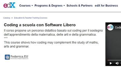 https://www.edx.org/course/coding-a-scuola-con-software-libero