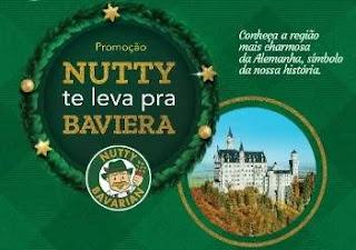 Cadastrar Promoção Nutty Bavarian Viagem Baviera e Kits de Produtos
