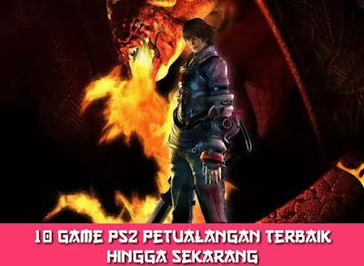 Game PS2 Petualangan Terbaik