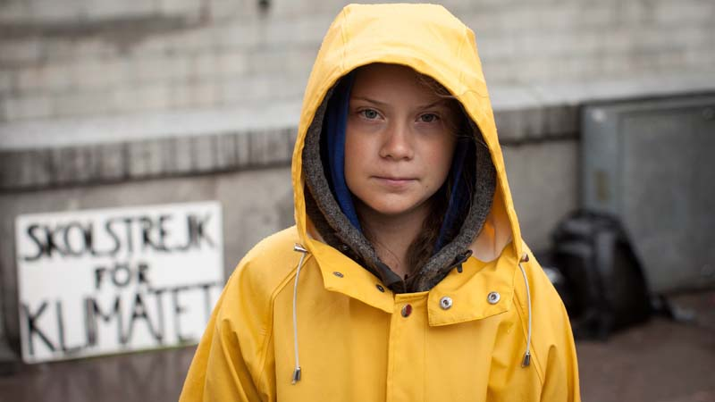 How Greta Thunberg Channeled Depression Into Planet-Altering Activism