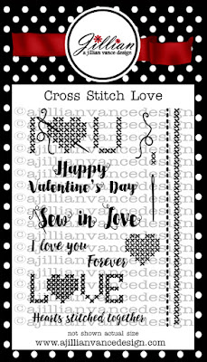 Cross Stitch Love