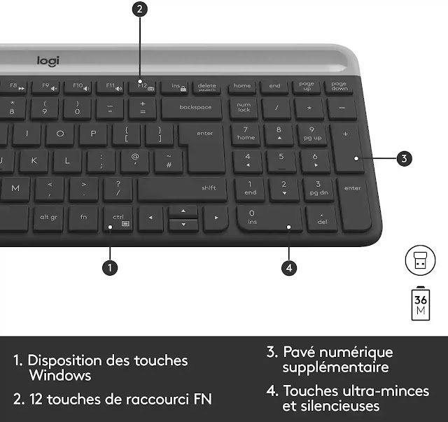 Top 5 Best Keyboards For Office Work Use in 2020