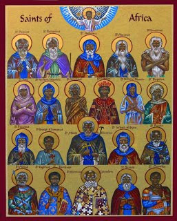African Orthodox Saints
