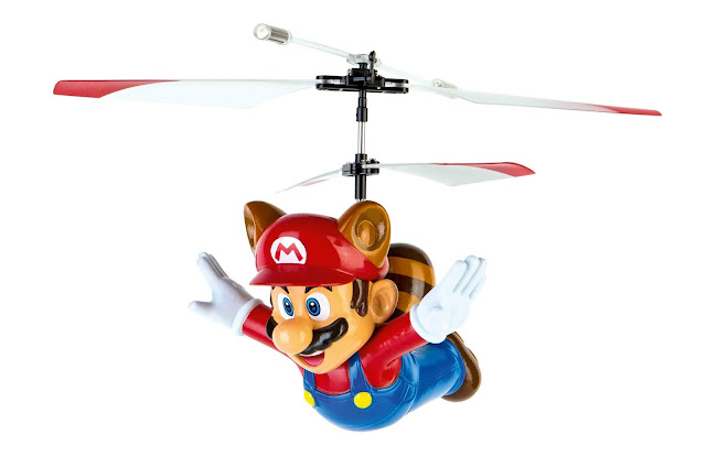 Flying Racoon Mario von Carrera