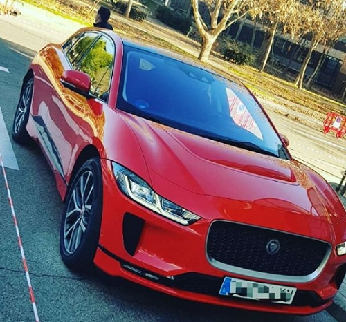Jaguar I Pace - Electric Vehicle