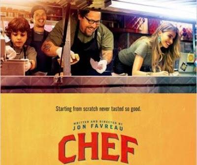 Chef, Jon Favreau, pais e filhos