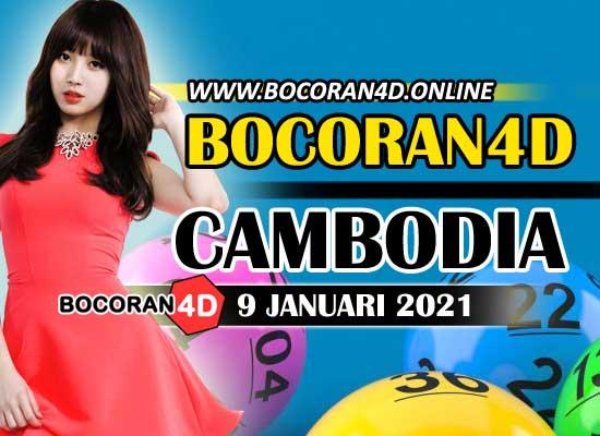 Bocoran 4D Cambodia 9 Januari 2021