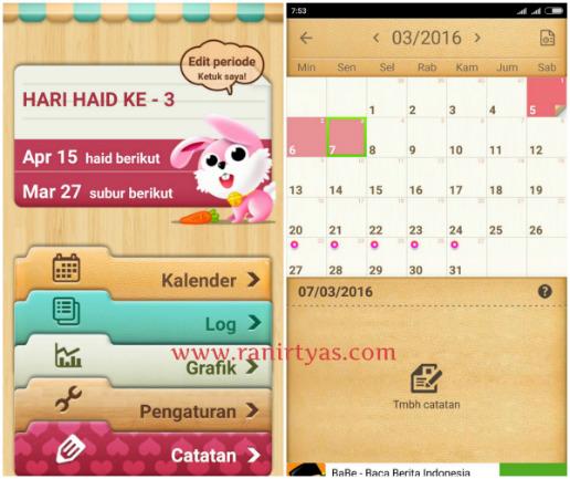 Periode Kalender