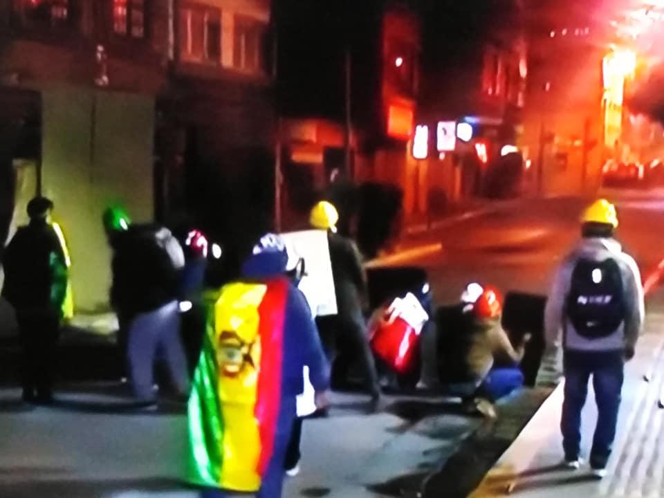 La violencia se ha desbordado en las calles de Bolivia / PANBOLIVIA