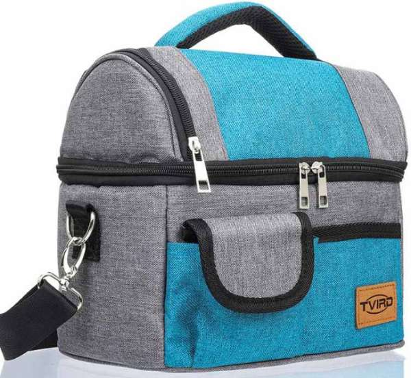 Lunch Bag Insulated bag Men bag Women Bag Food Cooler Thermal Bag