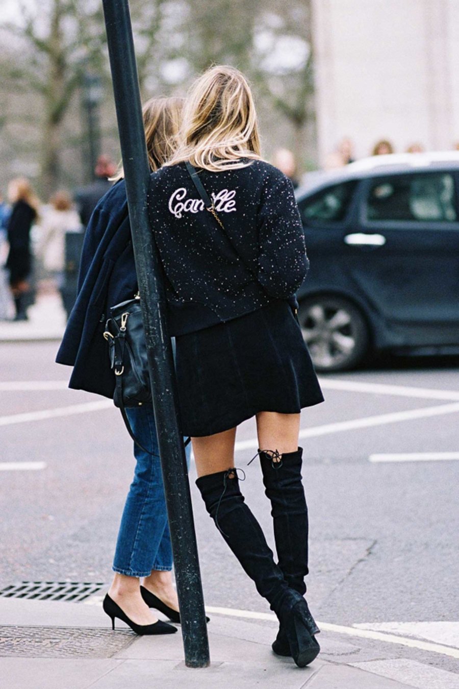 Inspiration | 50 Coolest Over the Knee Boots to Try now