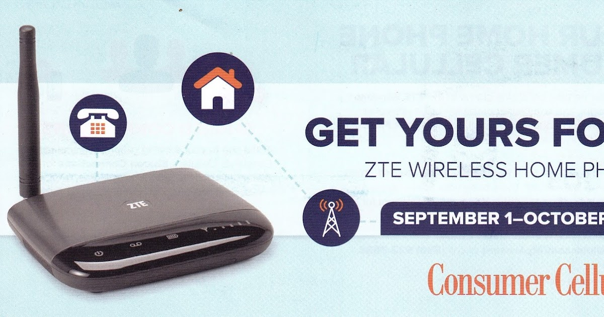 zte wireless home phone base manual