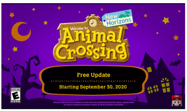 Captured on Animal Crossing: New Horizons