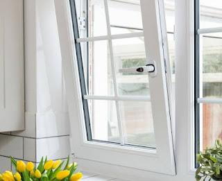Zaokretno-otklopni prozori