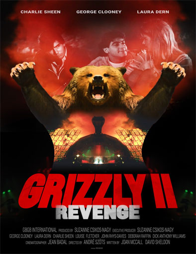 pelicula Grizzly II: Venganza