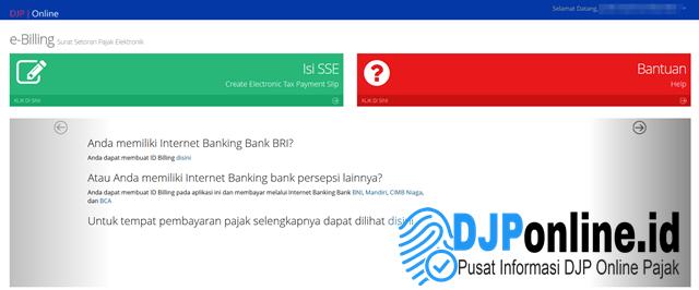 Bayar Pajak Samsat Online