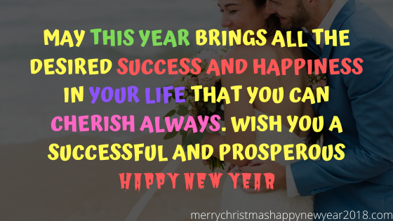 Happy New Year Messages in 140 Character