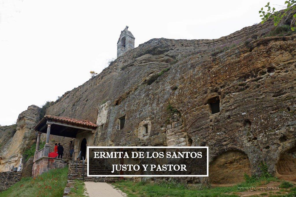 Ermita de los Santos Justo y Pastor de Olleros de Pisuerga