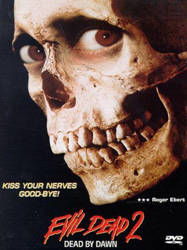 Evil Dead 2 (1987) ผีอมตะ ภาค 2