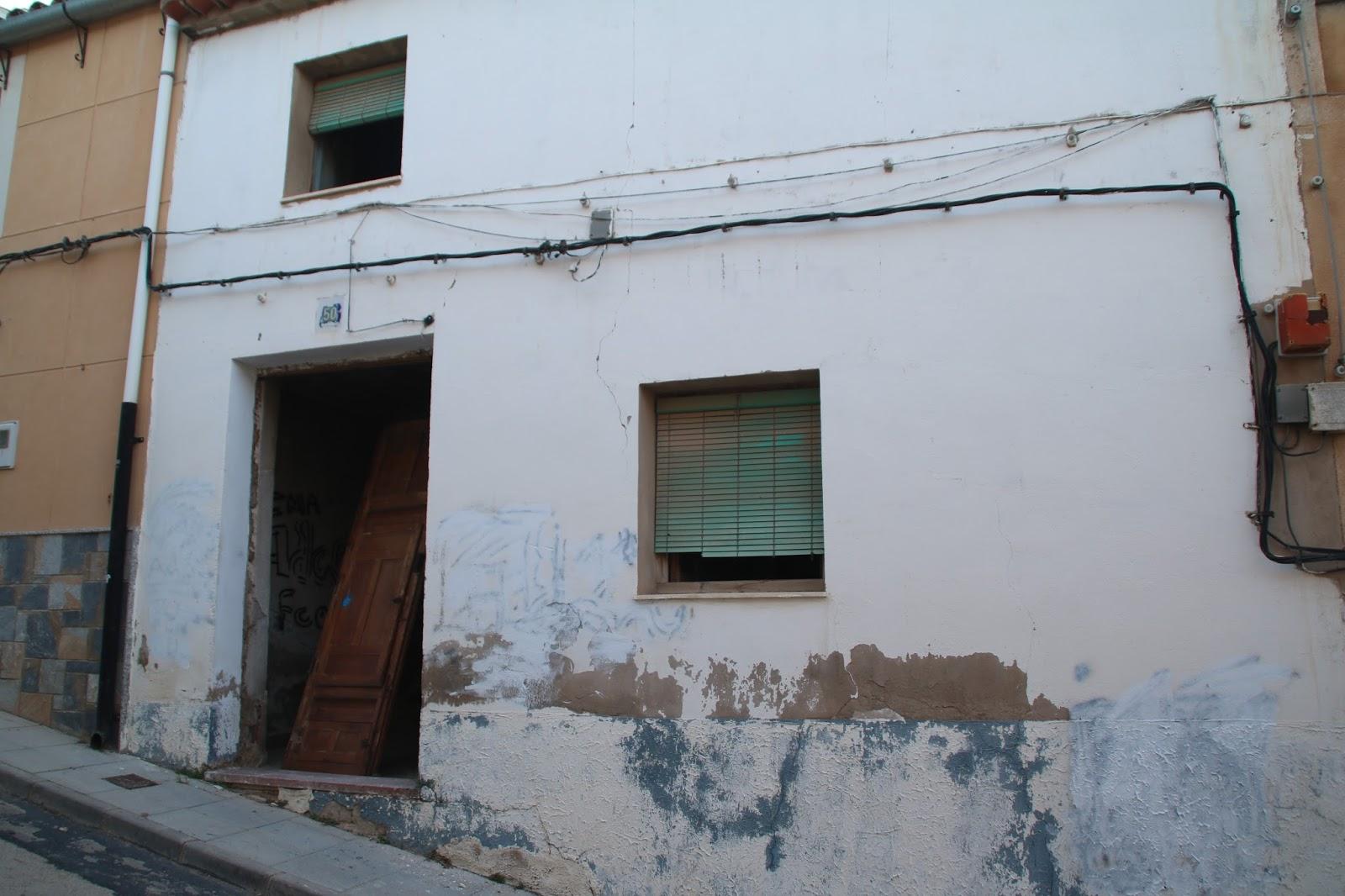El blog de joaqu n medina una casa abandonada en la calle Casas embargadas por bancos