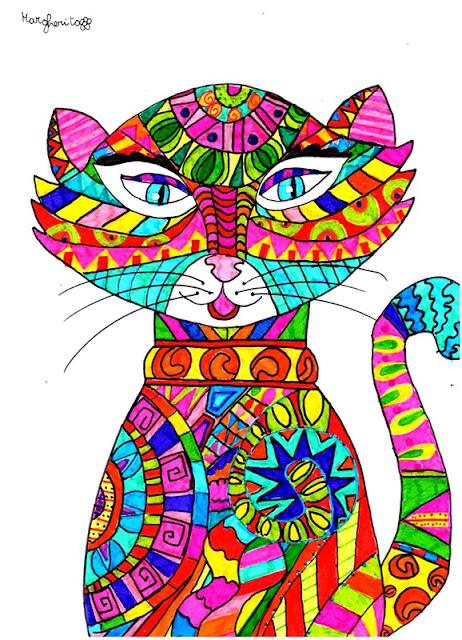 Studiamando liberamente ancora sul gatto - Gatto solo in casa per 15 giorni ...