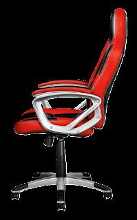trust sedia rosso 22785