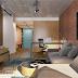 Thiết kế thi công trọn gói căn hộ studio 56m2 Đà Nẵng