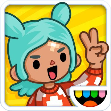 Toca Life: City (Full Game Paid & Unlocked) APK + OBB Download