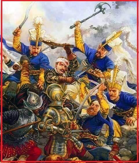 إستبسال العثمانيين ضد البرتغاليين في معارك كثيرة لحماية المقدسات الإسلامية وبلاد المسلمين