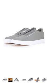 Boltt sneaker shoes with Boltt fitness app