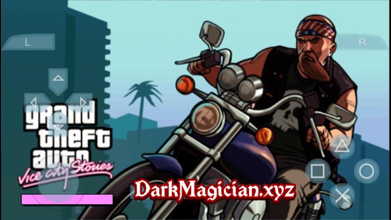 আপনার Android থেকে খেলুন GTA Vice City Highly Compressed PSP Games  68MB 100% Working সাথে Download Link